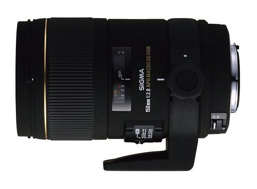 Sigma 150mm f/2.8 EX DG HSM APO HSM IF Macro Lens