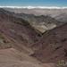 Mountain Ranges, View from Top of Gongmaru La Pass - Ladakh, India