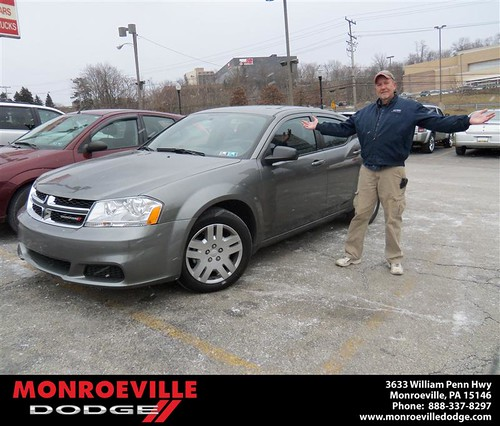 Happy Birthday to Roy S Nedley from James Platt and everyone at Monroeville Dodge! by Monroeville Dodge