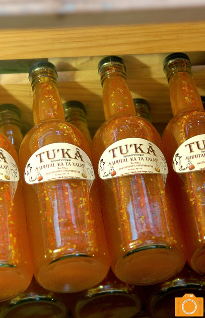 Tu'Ka Spiced Vinegar