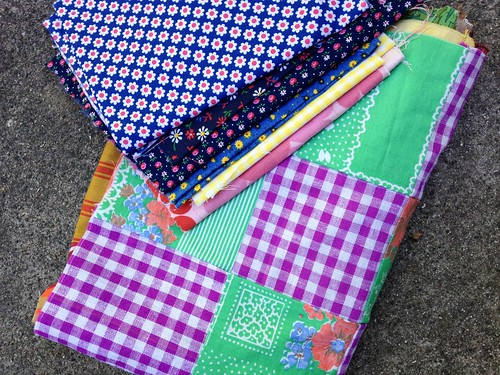 Vintage Quilt Blocks by Jeni Baker