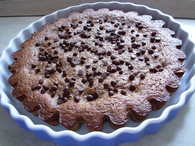 Torta Yogurt Greco e Mandorle Bimby