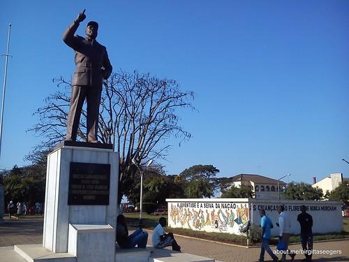 malawi hero mozambique moçambique samora machel chimoio