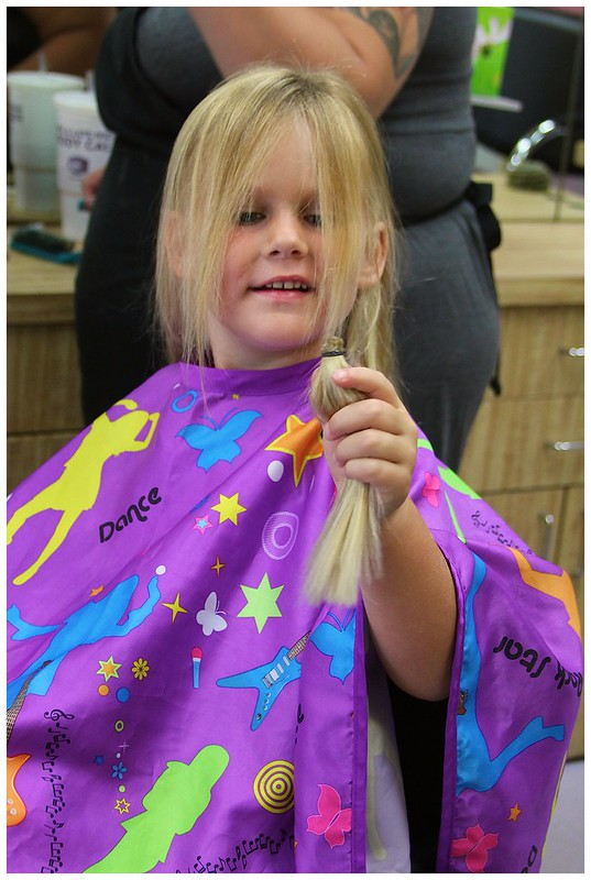 Giulietta's Big Girl Haircut 8-2013 11