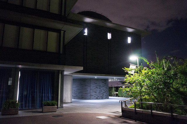 京都産業大学 神山展望台