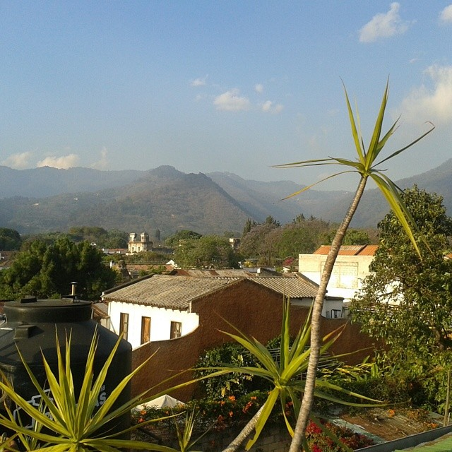 Café Sky, Antigua