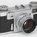 Zeiss Ikon Contax IIa (black dial) by s58y