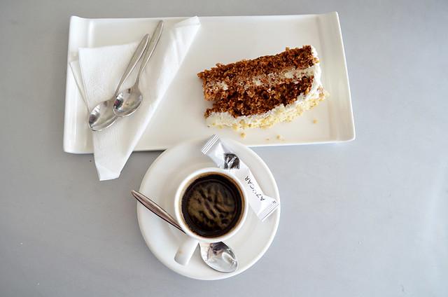 Carrot cake, Mag Bravo Bistro, Santa Cruz de Tenerife