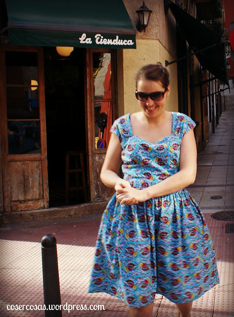 Sewaholic Cambie Dress