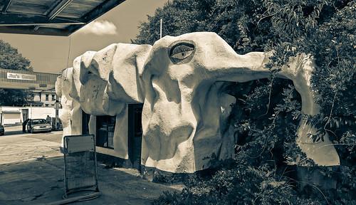 Elephant Service Station