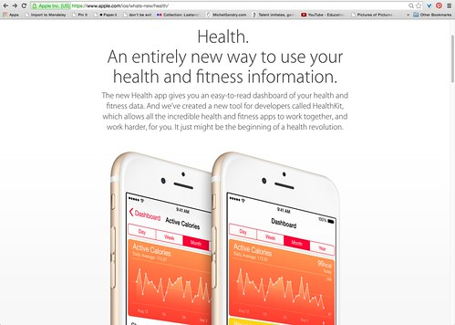 Apple Health Kit