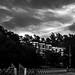 Clouds in black & white