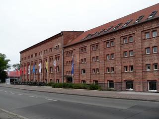 Rathenow - Alte Mühle