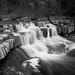 Lower Taughannock Falls by Dave Delay