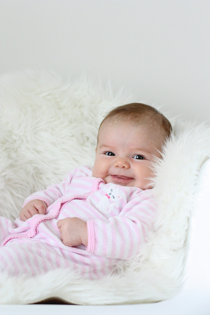 3 Month old baby