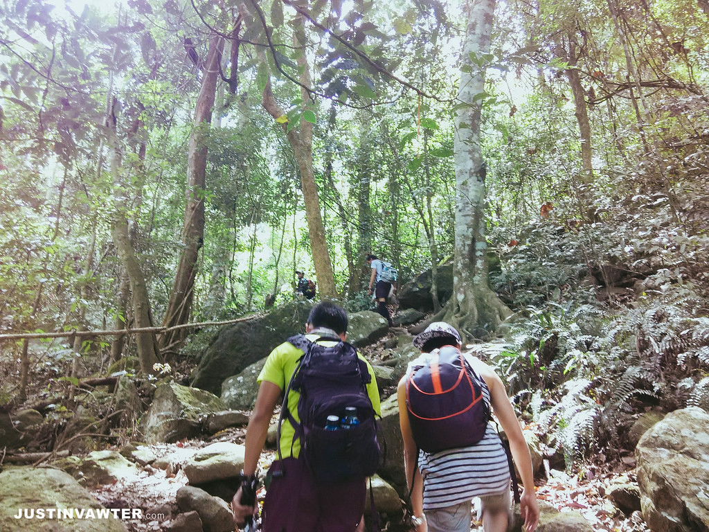 Mt. Arayat Traverse