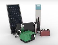 透過太陽能板或充電樁為廚房提供電力(圖片來源:MOVE System)