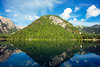 Lago di Braies - Reflections