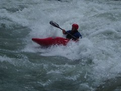 Whitewater Kayaking Image