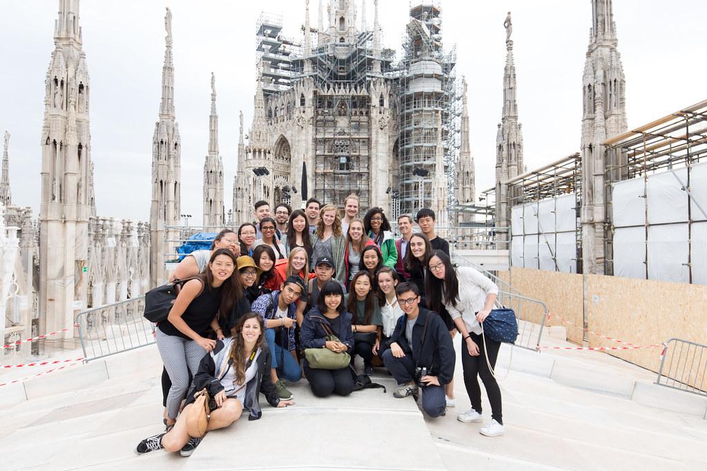 Duomo di Milano, 2015.