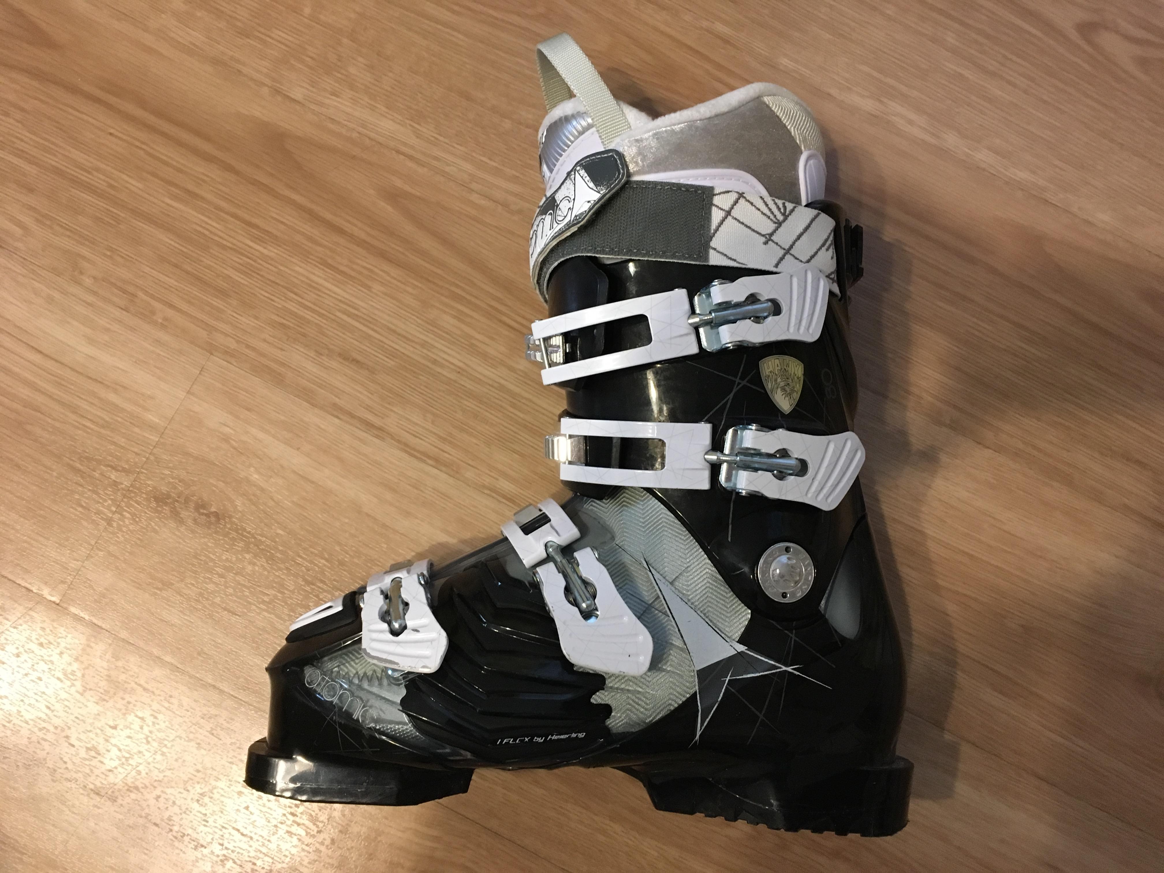 774922438c5 Dámské lyžařské boty Atomic Hawx 1.0 80W - Bazar - SNOW.CZ