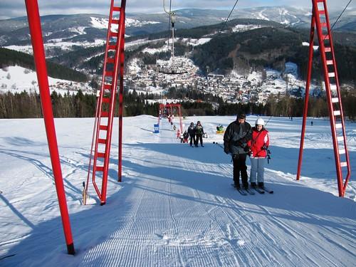 Lyžujte v lyžařském areálu KAMENEC s 28% slevou do konce zimní sezóny 2016/17
