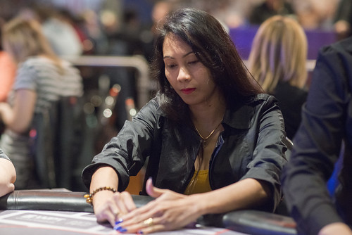 partypoker WPT UK Ladies Event