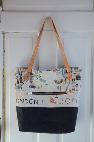Tote by Poppyprint