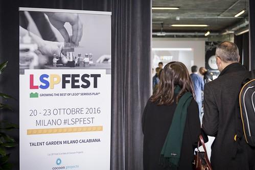 #LSPfest 2016 Milan