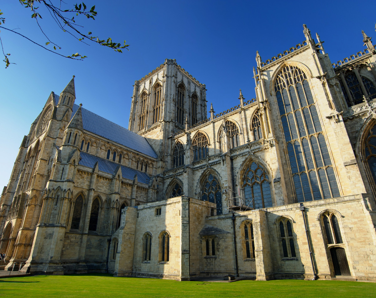 York Minster. Credit Manuamador
