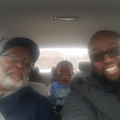 #Thanksgiving #roadtrip with Dad, Shawnee and Aunt Cheryl to visit my Sister in Pennsylvania. #family #fun #toobrief