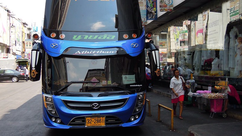 VIP Coach, Bangkok, Thailand