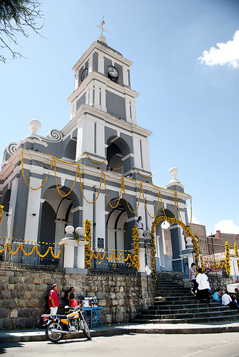 Iglesia de San Roque - Tarija Bolivia