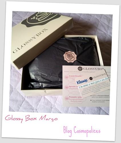 glossy box março