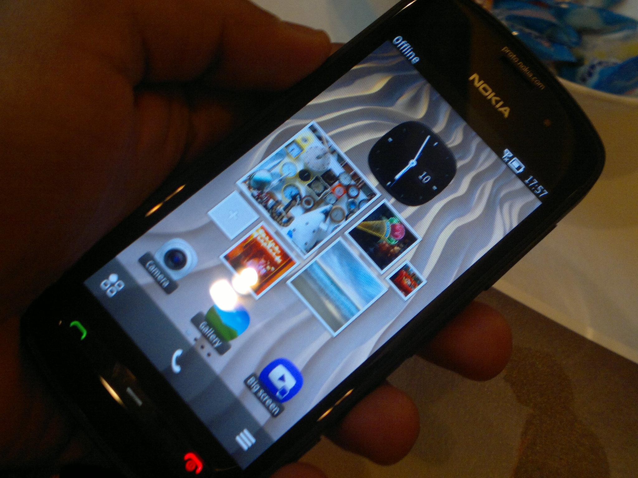 New Homescreen Widgets