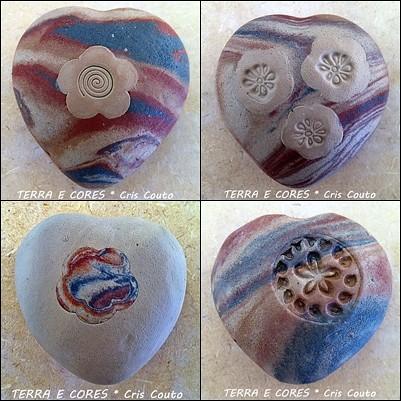Corações marmorizados- modelagem by cris couto 73
