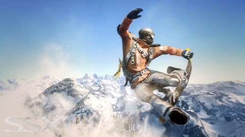 """SSX's First DLC to be """"Inspired"""" by SSX Tricky"""