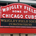 """Wrigley Field -- Home of Chicago Cubs"" Chicago (IL) April 2012"
