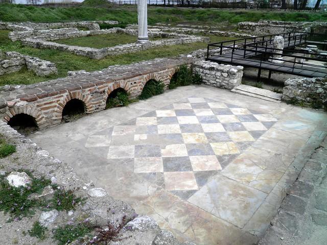 The Villa of Dionysos, Ancient Dion