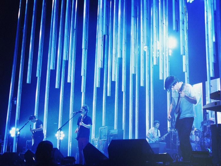 paris, radiohead