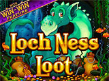 Online Loch Ness Loot Slots Review