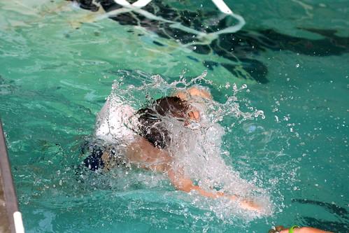 Swim Lessons May 2012