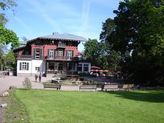 Im Kurpark von Königstein