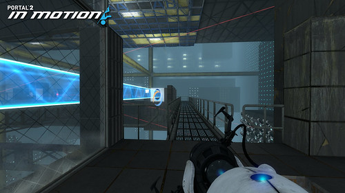 Portal 2 In Motion for PS3