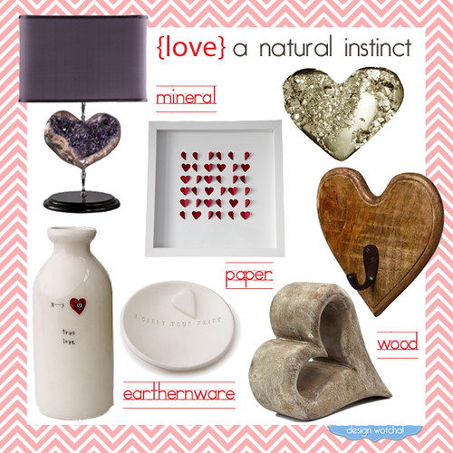 Valentine's Day : love - a natural instinct