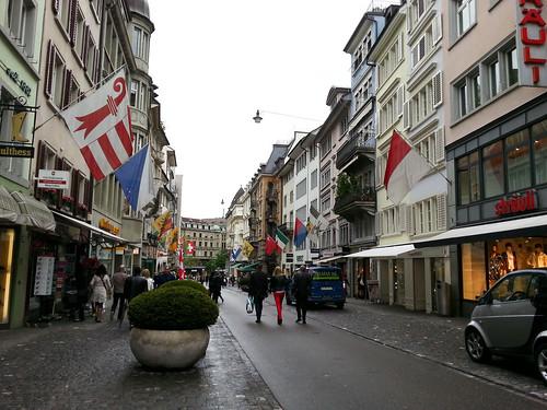 10.5.2013 More Zurich scenes