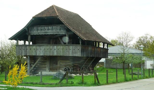 On the road from Langendorf to Feldbrunnen 1