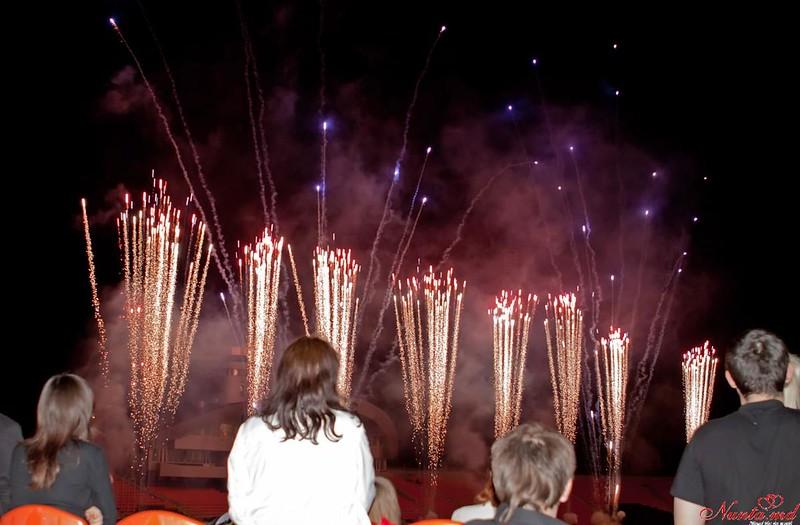 """""""BROCART"""" SRL - Focuri de artificii şi efecte speciale > Парковые фейерверки"""