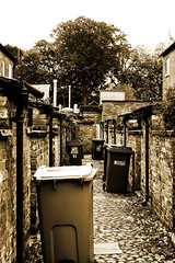 style village alleys