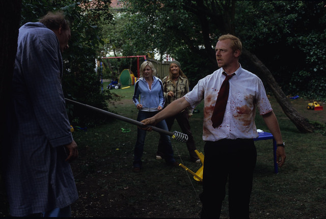 'Shaun of the Dead' Photo-a-day / Shoot Day 21 / June 3rd, 2003